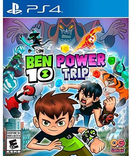 Ben 10 Power Trip PS4 - $15 FS
