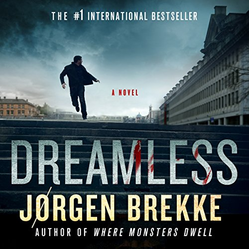 Dreamless audiobook cover art