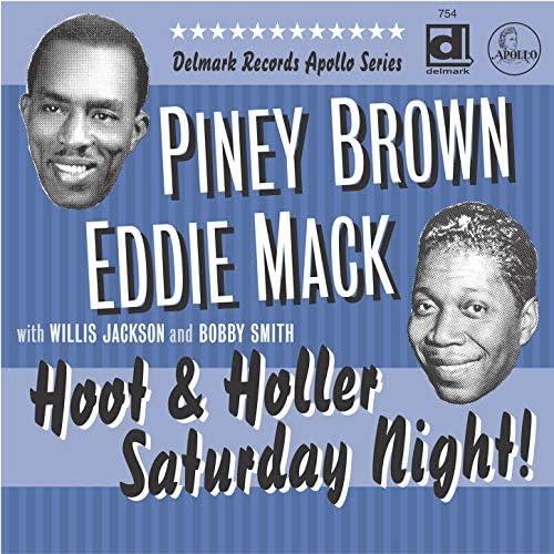 Piney Brown & Eddie MacK