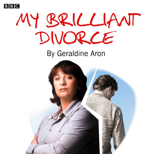 My Brilliant Divorce audiobook cover art