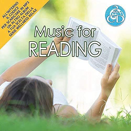 Music for Reading - Lounge, Chillout, Akustische Gitarre und Klaviermusik, Musik zum Lesen, Doppel Musik CD Entspannung