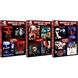 Horror (12 Movie DVD Collection): (Demon Within / Spliced / Hell's Gate / Blood Gnome / Severed / Gone Dark / Evil Remains / Shallow Ground / Zombie Women Of Satan / Blood Angels / Vampires / Succubus