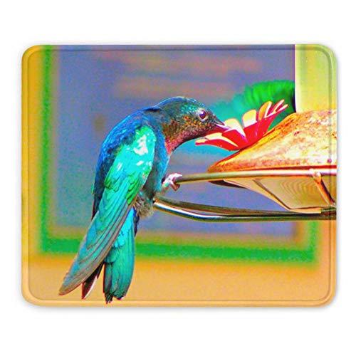 Martinica Alfombrilla de ratón Regalo de Recuerdo 7,9 x 9,5 pulg. Almohadilla de Goma de 3 mm