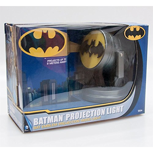 Batman Bat Signal Projection Light LED Table Lamp