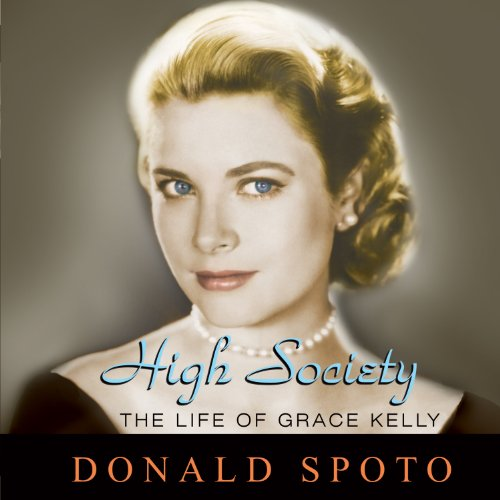 High Society audiobook cover art