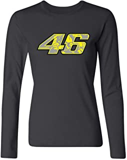 SAMMA Women's Valentino Rossi Long Sleeve T Shirt