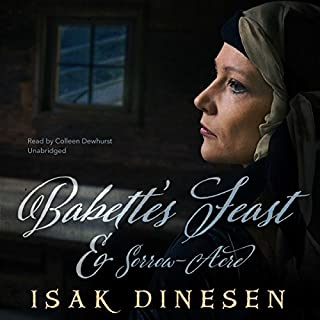 Babette's Feast and Sorrow-Acre audiobook cover art