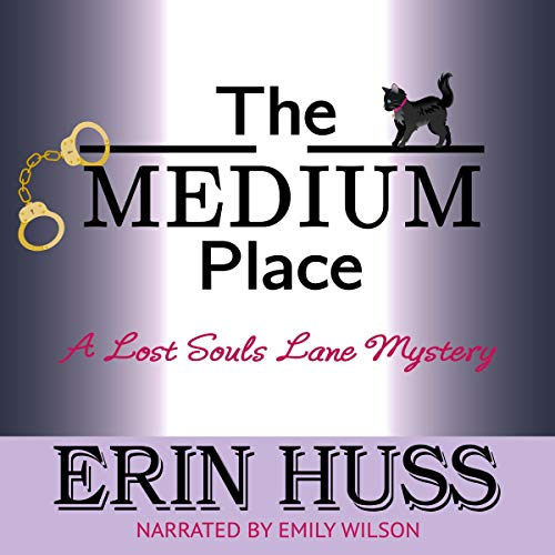The Medium Place audiobook cover art