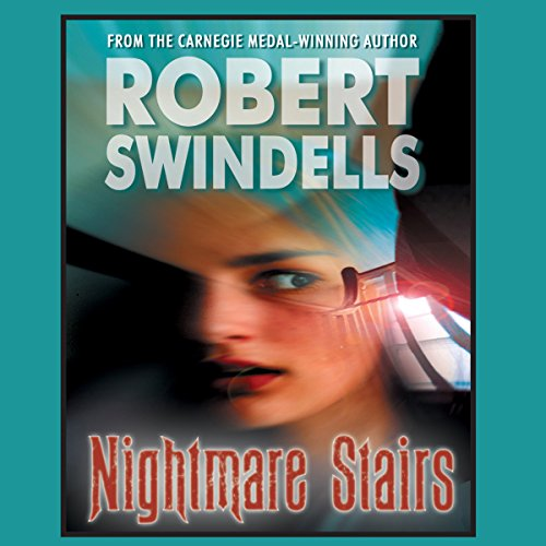 Nightmare Stairs audiobook cover art