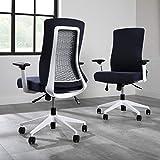 HON BASYX Commercial-Grade Hive Designer Task Chair, Navy