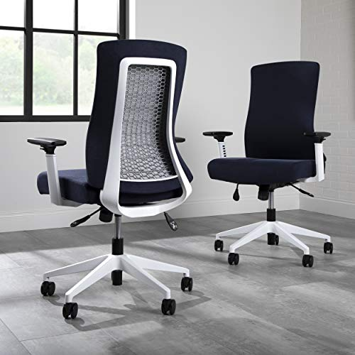 HON Basyx Hive Commercial-Grade Designer Task Chair, Office, Navy