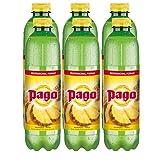 Zumo de Piña Pago 6 botellas de 1 litro