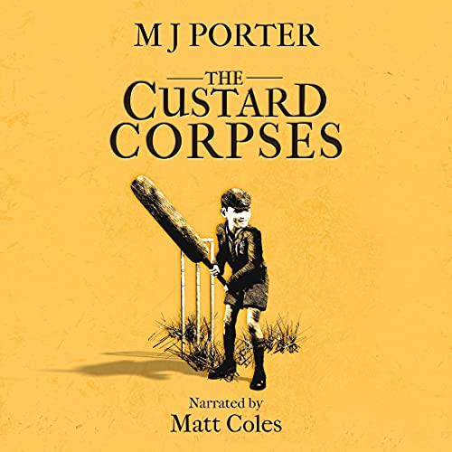 The Custard Corpses cover art