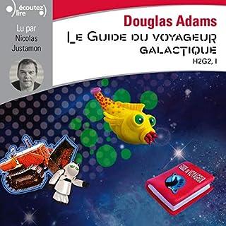 Couverture de Le guide du voyageur galactique