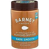 Barney Almond Butter, Bare Smooth, No Sugar No Salt, Paleo, KETO,...