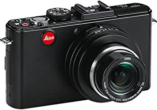 Leica D-LUX5 10.1 MP Compact Digital Camera with Super-Fast f/2.0 Lens, 3.8x Zoom Lens, 3
