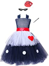 The We Love Lucy Costume Inspired Tutu Dress from Chunks of Charm