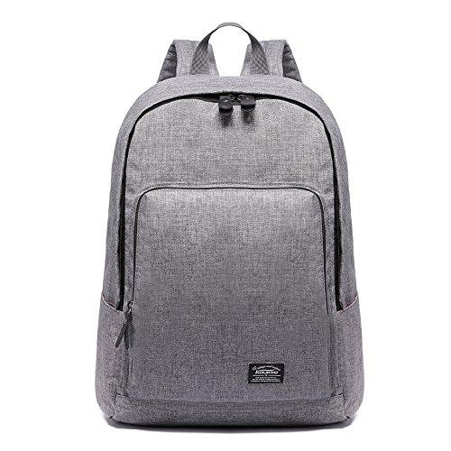 Studenten Rucksack Damen Herren Schultertasche KAUKKO Rucksack Teenager Schultasche Outdoor Freizeit Daypacks