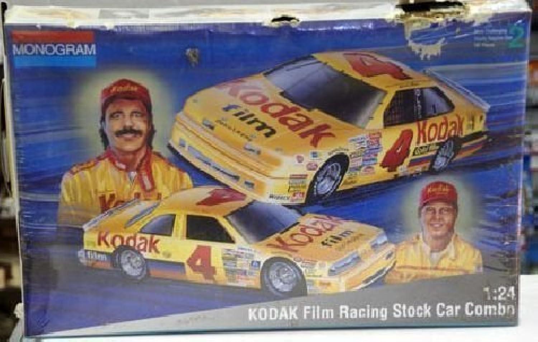 Kodak Film Racing Stock Car Combo by Revell-Monogram