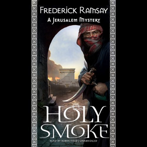 Holy Smoke audiobook cover art