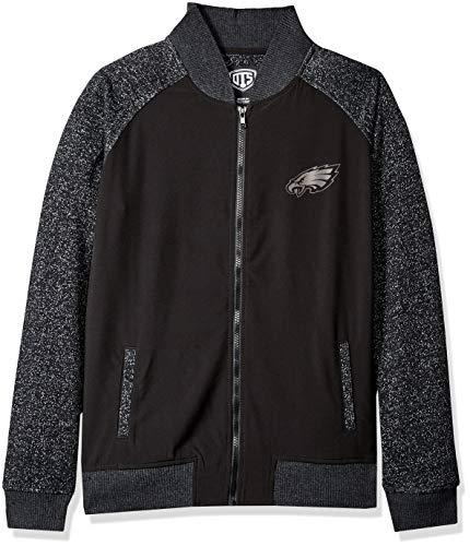 OTS NFL Philadelphia Eagles Women's Mia Jacket, Logo, Large