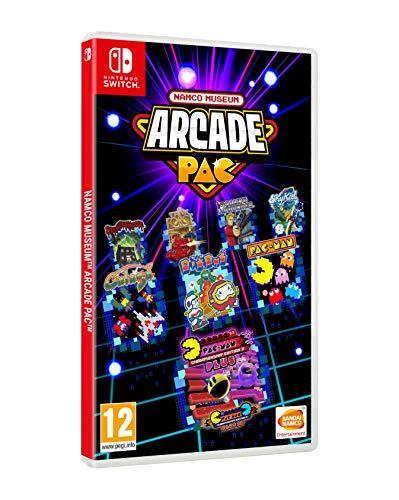 Namco Museum Arcade - Nintendo Switch