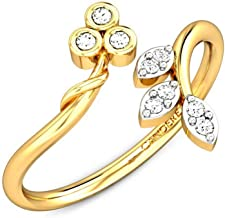 Candere by Kalyan Jewellers Cubic Zirconia Ring for Women