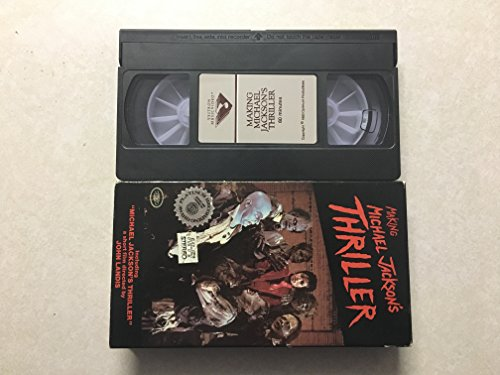 Making Michael Jackson's Thriller [VHS]