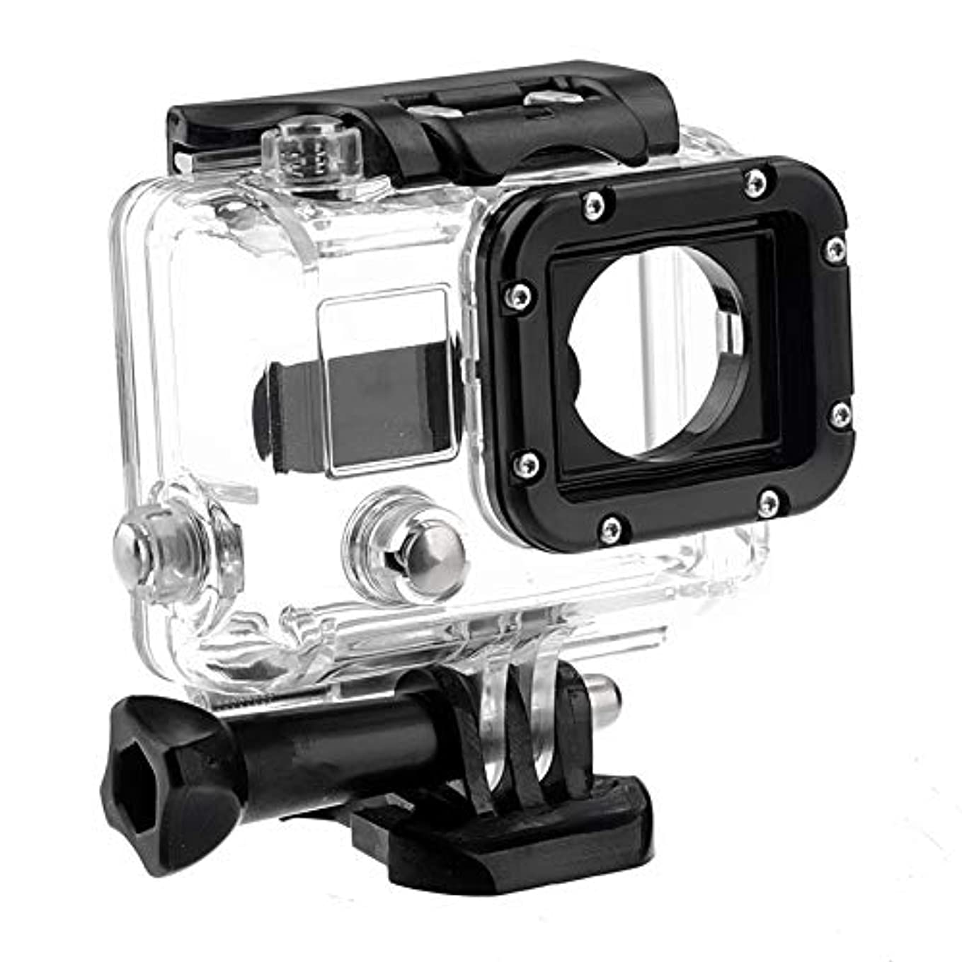 ST-30 Skeleton Protective Housing Without Lens for GoPro HERO3, Open Side for FPV, Without Cable Durable pe2307166370936