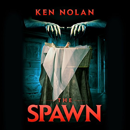 The Spawn audiobook cover art