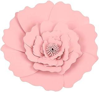 Flores de Papel, Flores artesanales Pompones de Papel
