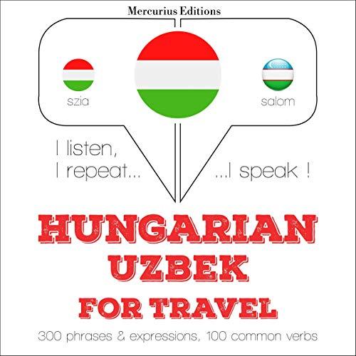 Hungarian – Uzbek. For travel cover art