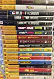 20x PSP Movie & Game Bundle - 20 Different PlayStation Portable Movies and Games...