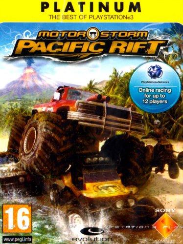 Motorstorm: Pacific Rift - Platinum Edition (PS3) [Importación inglesa]