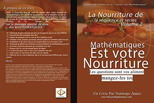 La nourriture de séquence et série 2: Mathematiques est votre Nourriture PDF Books