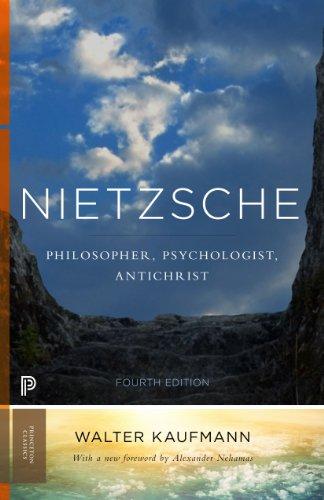 Nietzsche: Philosopher, Psychologist, Antichrist: 104