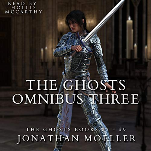The Ghosts Omnibus Three  By  cover art
