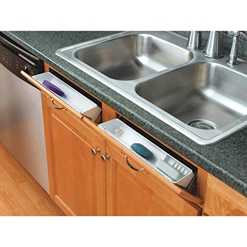Rev-A-Shelf 11 Inch Tip-Out Front Sink Tray Set
