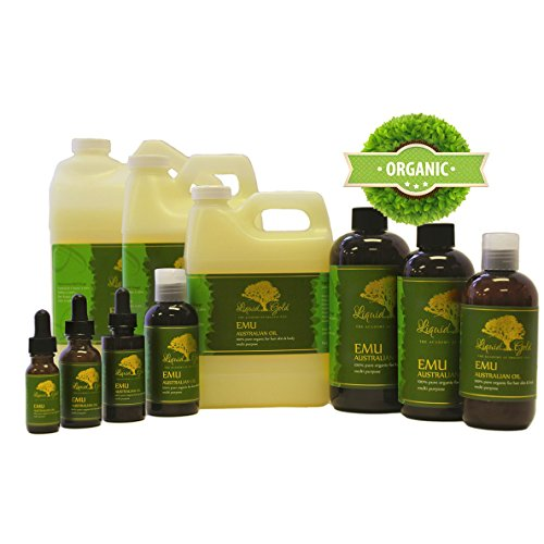 48 Oz Emu Oil 100% Pure Organic Moisturizing Oil For Face Skin Hair Growth Stretch Marks And More Fully Refined