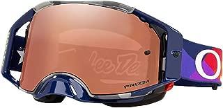 Oakley Airbrake MX TLD Adult Off-Road Motorcycle Goggles - Jet Pattern w/Prizm MX Black Iridium/One Size