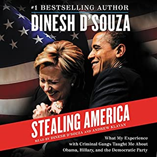 Stealing America audiobook cover art
