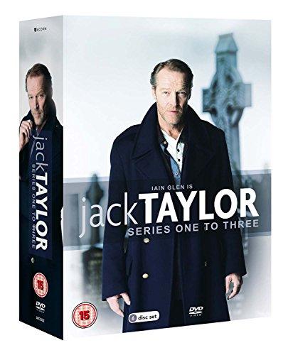 Jack Taylor: Series 1-3 [DVD] [Reino Unido]