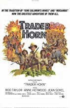 Pop Culture Graphics Trader Horn Poster Movie 11x17 Rod Taylor Anne Heywood Jean Sorel Don Knight