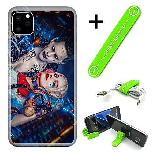 51wq6kWttcL Harley Quinn Phone Cases iPhone 11