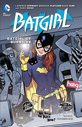 Batgirl. Burnside - Volumen 1