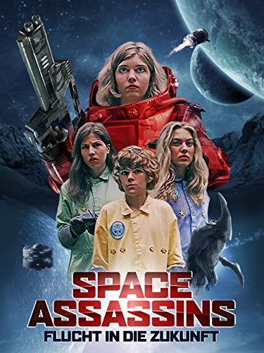 Space Assassins: Flucht in die Zukunft [dt./OV]