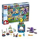 LEGO 4+ Toy Story 4 - Buzz y Woody: Locos por la Feria, Set de Construcción con Atracciones de Juguete, Incluye...