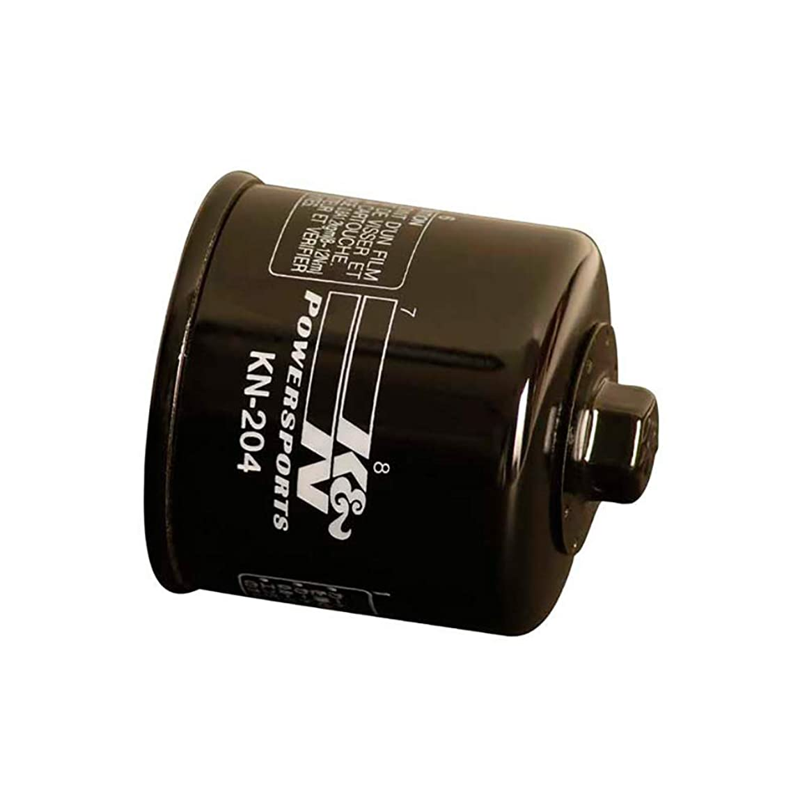 K&N KN-204C Powersports High Performance Oil Filter