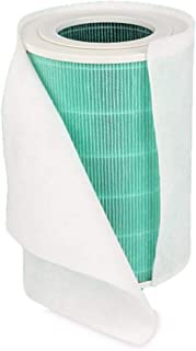 TOOGOO 6Pcs 68X30Cm Electrostatic Cotton for Mi Air Purifier Pro / 1/2 Universal Brand Air Purifier Filter Hepa Filter Qua...