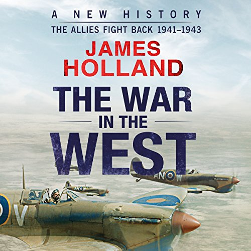 Couverture de The War in the West